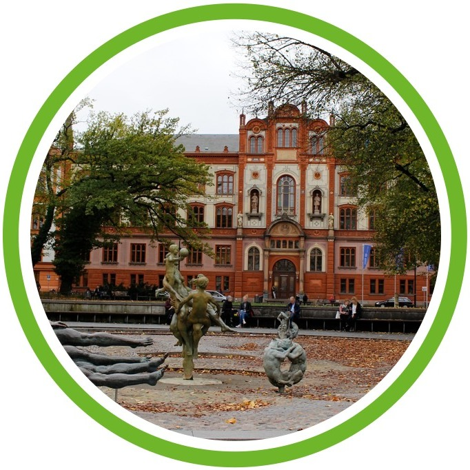 University of Rostock - research and colonial politics