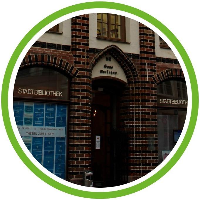 Stadtbibliothek - Koloniale Literatur