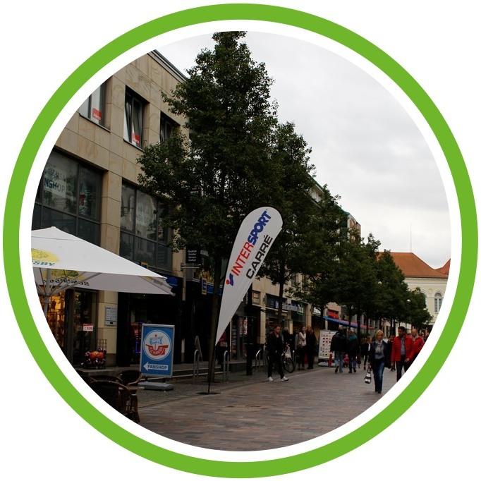 Colonial present - Breite Straße