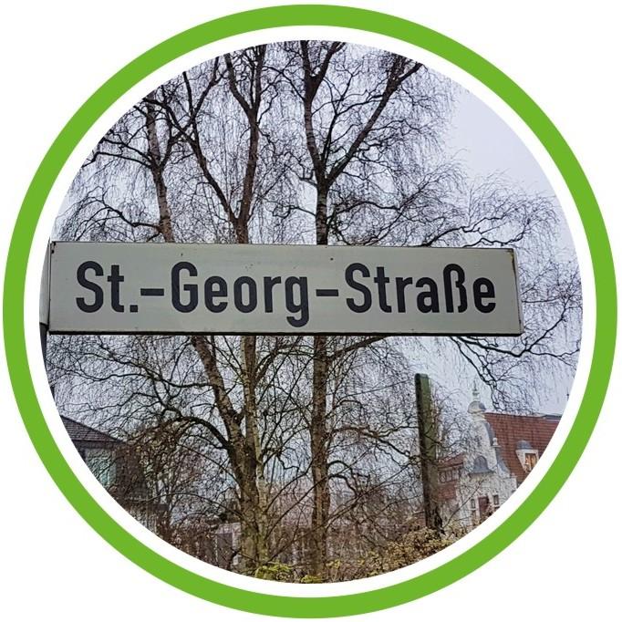 St. Georg Straße - Hans Paasche